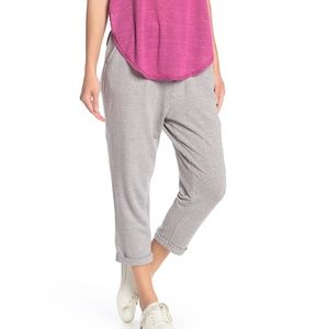 Free People Movement Game Plan Grey Joggers